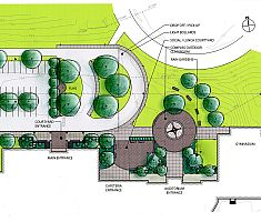 Cynthia Knauf Landscape Design Educational Project Gallery